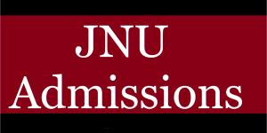 jnu admissions 2016-17